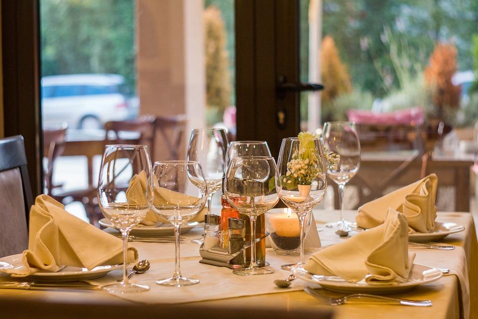Bästa restaurangerna i Sverige